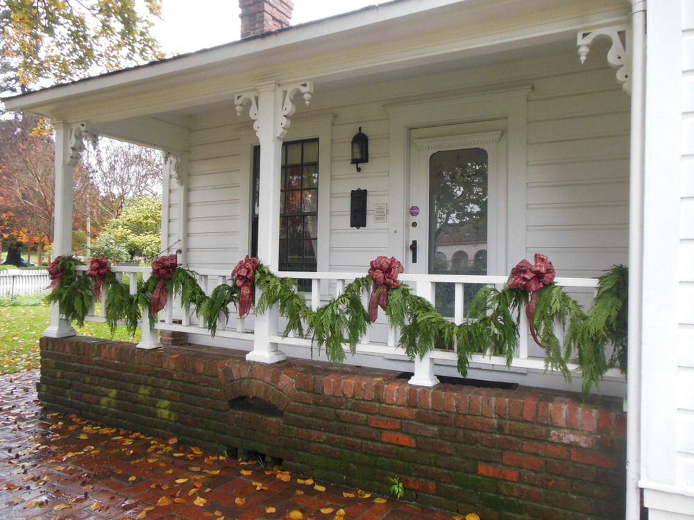 Holiday Open House Luther Burbank Home Gardens