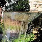 Fountain in Memorial Garden