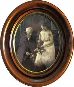 Luther & Elizabeth Burbank's Wedding Photo
